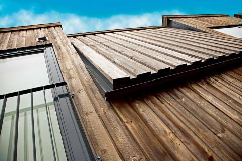 Lesena Fasada Osvežitev Doma Za Pomladne Dni Blog